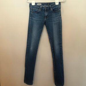 Ag Adriano Goldschmied Jeans - AG Adriano Goldschmied Aubrey Skinny Jeans
